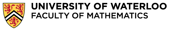 Link to University of Waterloo Faculty of Mathematics Website
